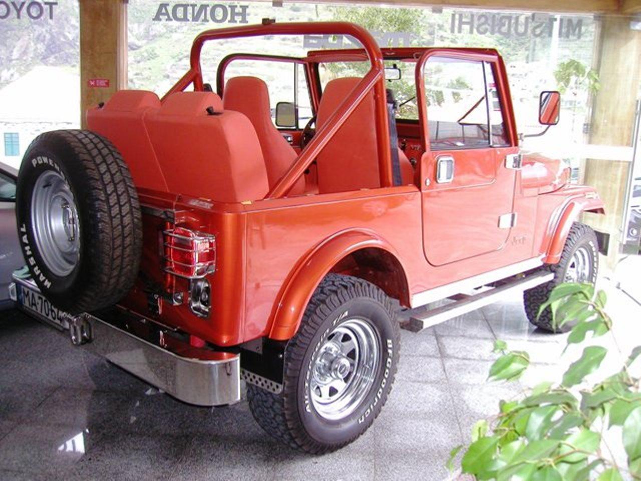 MG Jeep C17